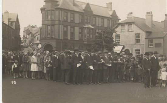 School Walks Brynmawr