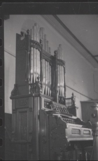 Hermon Chapel organ
