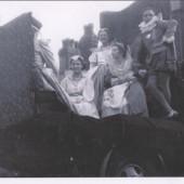 Coronation Day Brynmawr County School