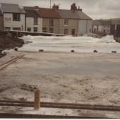 Foundation for New Ambulane Hall Brynmawr