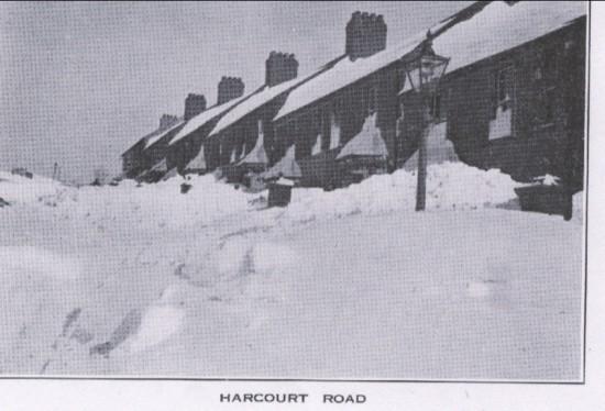 Harcourt Road