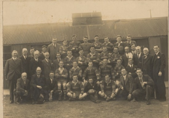 Brynmawr Rugby Football Team 1950