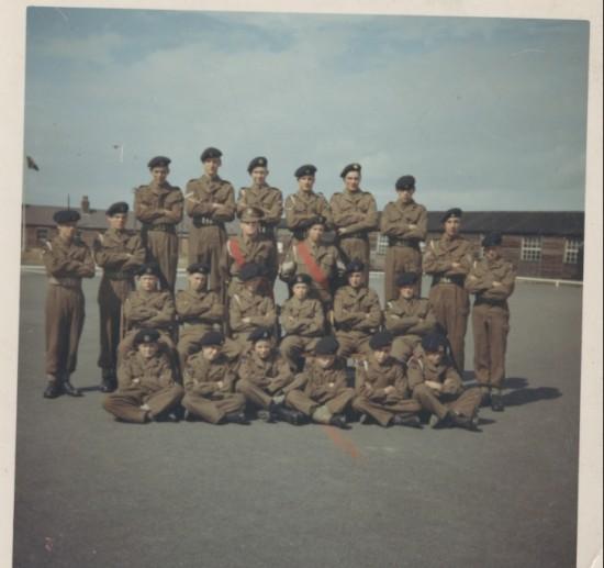 Brynmawr Army Cadets Annual Camp