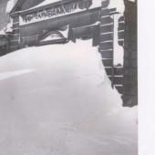 Blizzard of 1947 Midland Bank Brynmawr