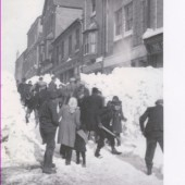 Blizzard of 1947 Brynmawr