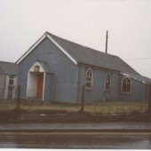 Old Ambulance Hall Brynmawr