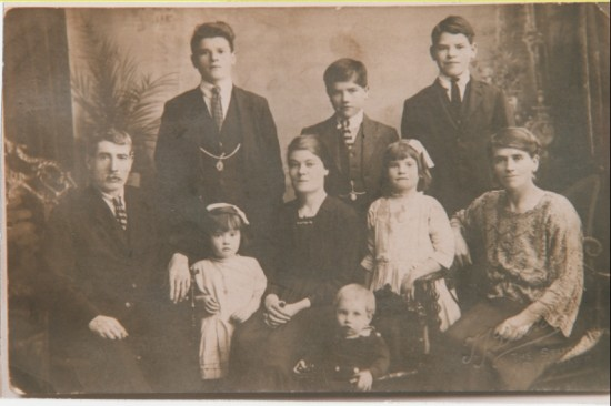 Slogger Williams Family