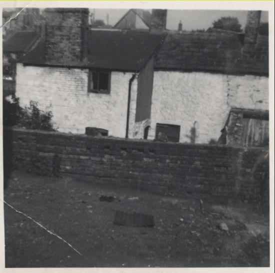 Back of Old Police Station Blaenafon