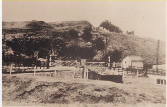 Nantyglo crossing