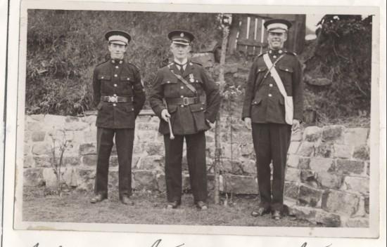 Brynmawr Ambulance  Members