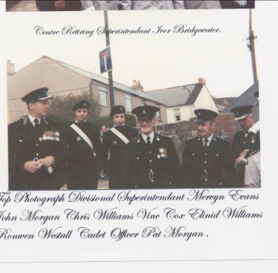 Brynmawr Ambulane members