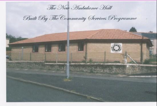 Brynmawr Ambulance Hall
