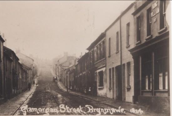 Glamorgan Street Brynmawr