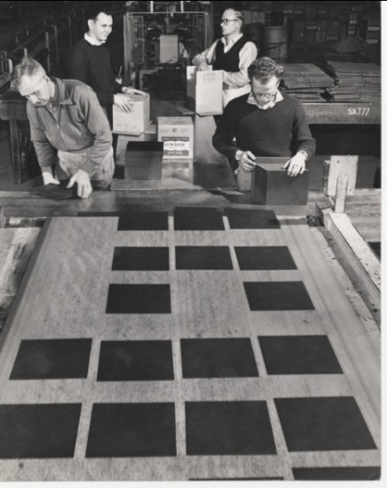 Semtex factory Rolling mill (Tiles)