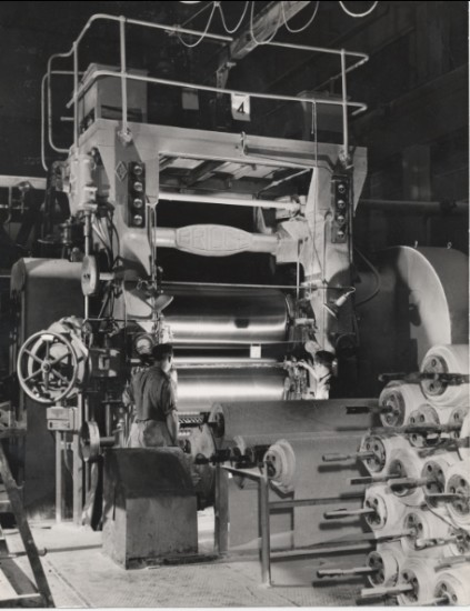 Semtex factory Rolling mill