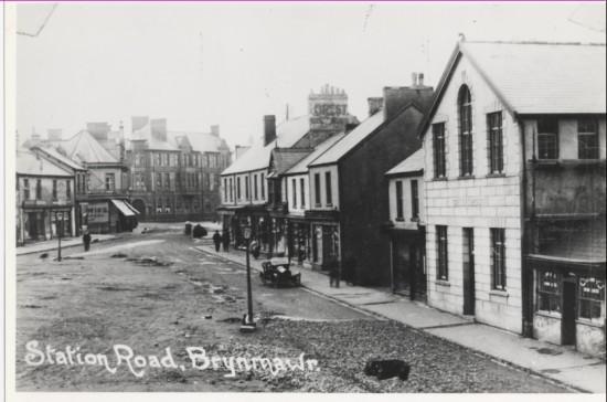 Station Road  Brynmawr