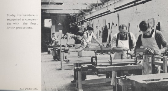 Furniture Factory Employees