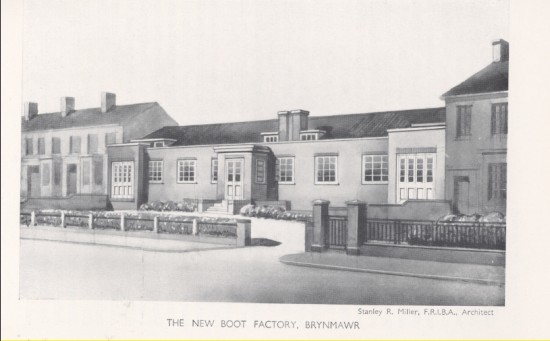 New Boot Factory Brynmawr