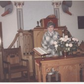 Pulpit Presbyterian Chapel