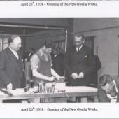 Opening Gwalia Works