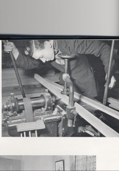 Machinist Furniture Factory