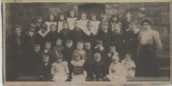 School Pupils 1900 Darenfelin