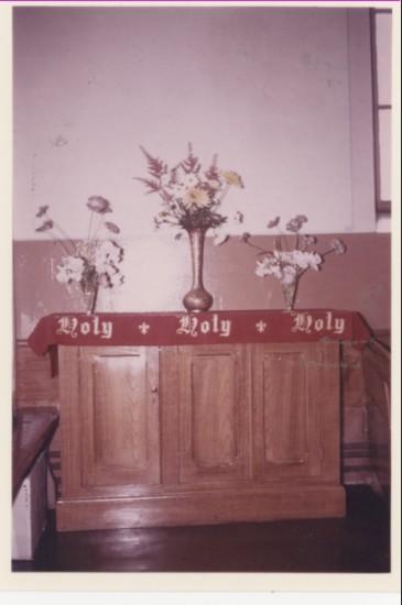 Bailey St., Chapel