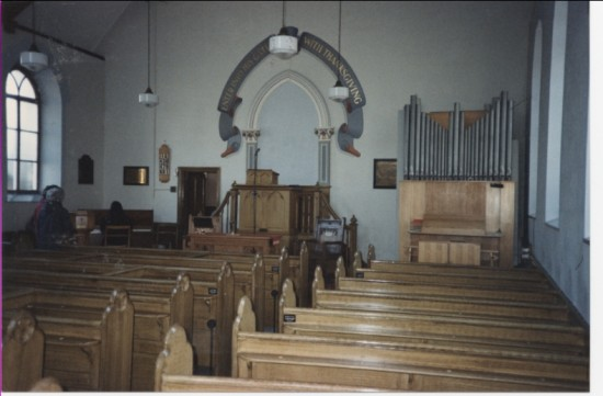 Bailey Street Chapel