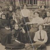 Staff Brynmawr Board School
