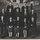 Pupils Brynmawr Grammar School