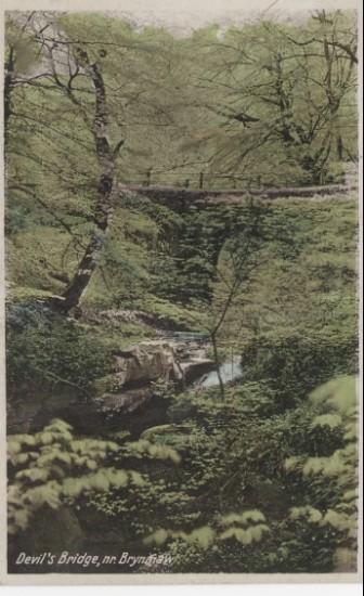 Devils Bridge Brynmawr