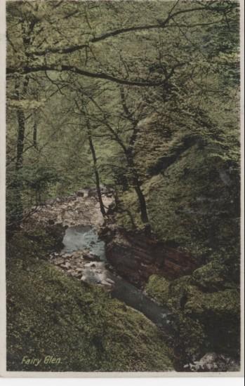 Fairy Glen Brynmawr clydach Valley