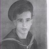 Ordinary Seaman Ernie Kershaw