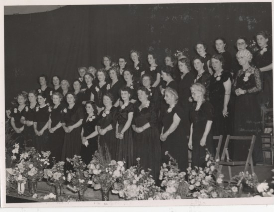 Brynmawr Ladies Choir