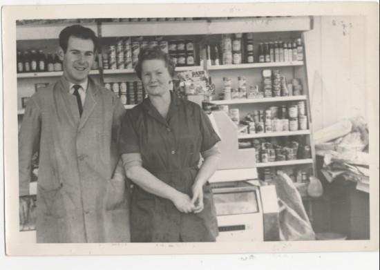 John.James fruiterer Market Sq., Brynmawr