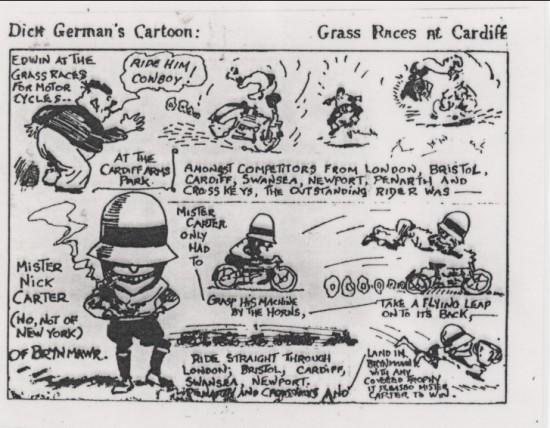 Dick Germans Cartoons