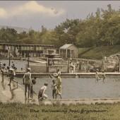 Brynmawr Swimming pool