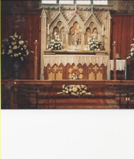 St.Mary's High Altar