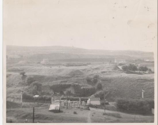 Nantyglo Railway Crossing