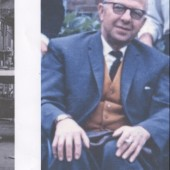 Graham G. Churchward, 1905 to 1979, of Brynmawr