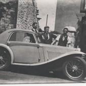 Talbot Car