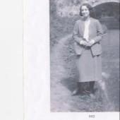 Dora M. Churchward, 1909 to 1987
