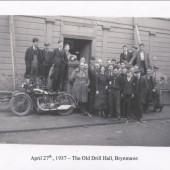 The Old Drill Hall, Brynmawr