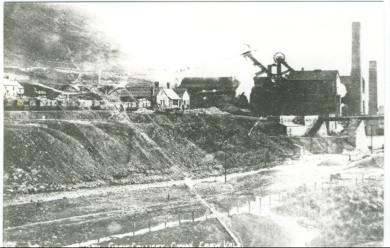 Graig Colliery, Cwm