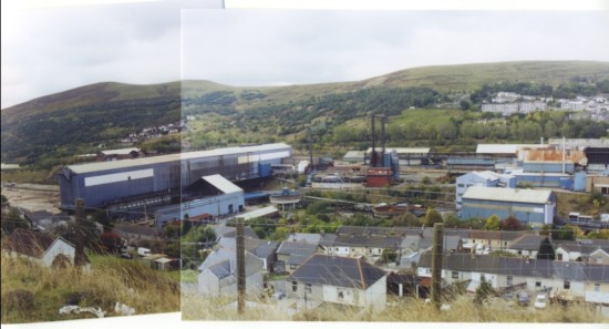 Corus Steelworks Prior to demolition