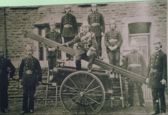 Cwm fire brigade