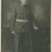 Dewi Jones during World War II