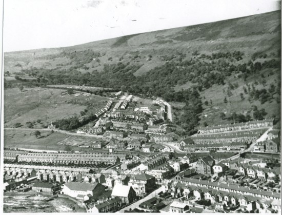 Cwm in the 1950s