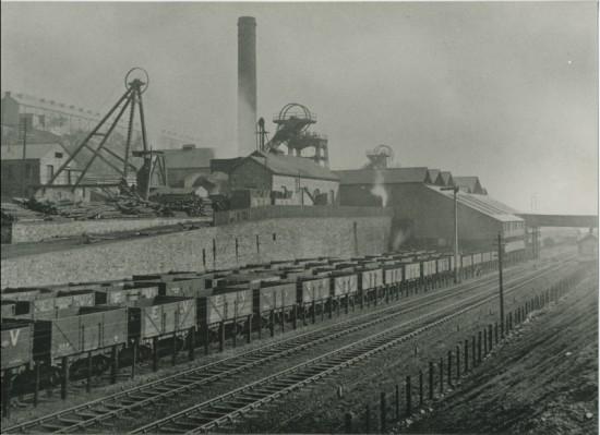 Waunlwyd Colliery
