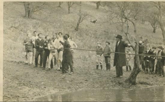 The Bailey Arms Tug o' War Team, 1968